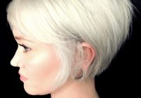 Awesome 25 white hair cuts dyes and charming hairstyles Short White Hair Styles Ideas