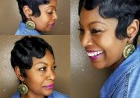 Awesome 27 hottest short hairstyles for black women for 2020 Short Hairstyles Black Hair With Weave Ideas