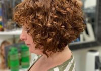 Awesome 29 short curly hairstyles to enhance your face shape Short Hairstyles For Thick Naturally Curly Hair Ideas