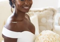 Awesome 30 beautiful wedding hairstyles for african american brides African American Wedding Hairstyles For Medium Hair