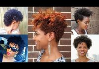 Awesome 30 short african american natural hairstyles in 2018 Short Hairstyles For African American Natural Hair Ideas