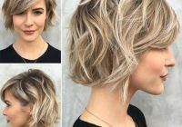 Awesome 38 short layered bob haircuts with side swept bangs that Short Haircuts With Side Swept Bangs And Layers Choices
