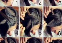 Awesome 50 incredibly easy hairstyles for school to save you time School Hairstyles For Short Hair Easy Inspirations