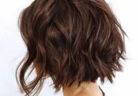 Awesome 55 alluring ways to sport short haircuts with thick hair Short Haircuts For Thick Curly Frizzy Hair Inspirations