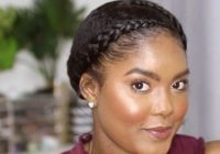 Awesome 56 best natural hairstyles and haircuts for black women in 2020 African Americans Hair Style Ideas