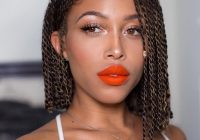 Awesome 6 best protective styles for short natural hair all things Protective Styles For Short Natural Black Hair Ideas