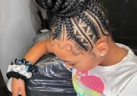 Awesome 70 beautiful protective hairstyles perfect for the festive Girl Black Braids Hairstyles Choices