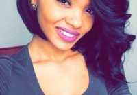 Awesome best 25 relaxed hair hairstyles ideas pinterest black bobs Short Black Bob Hairstyles Pinterest Ideas