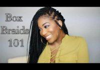 Awesome box braids for thinfine hair pocketsandbowstv Braided Hairstyles For Thin Black Hair Ideas