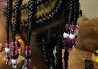 Awesome braided hairstyle with beads little girls girls hairstyles Simple Braided Hairstyles For Toddlers Inspirations