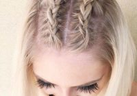 Awesome braiding shoulder length hair 15 foolproof instructions Quick Braided Hairstyles For Medium Hair Choices