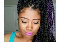 Awesome havana twists silky hair twist box braid african american Twist Hairstyles For African American