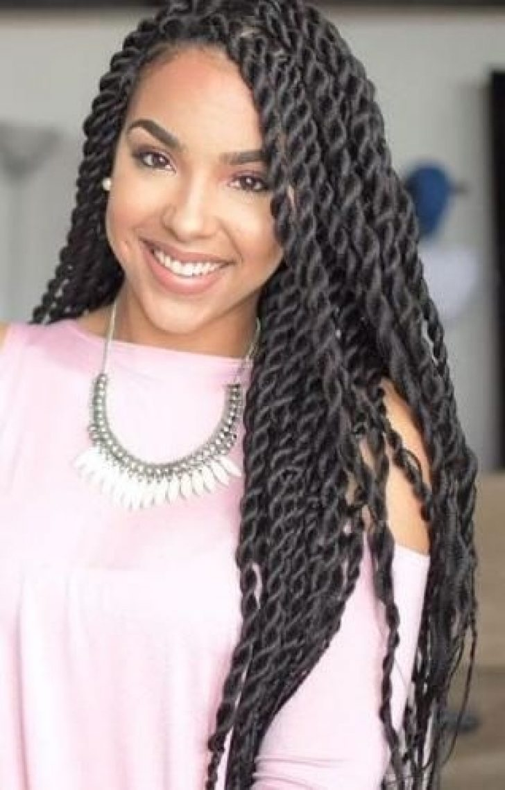 Permalink to African American Twist Hairstyle Inspirations