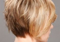 Awesome pin cindy wysocki on love love love short thin hair Short Layered Haircuts From The Back Ideas