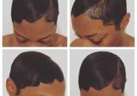Awesome short hair mold short hair styles hair styles short Short Black Hairstyles To Do At Home Ideas