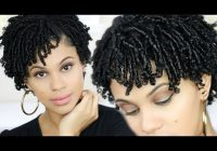 Awesome simple protective hairstyles for short natural hair silkup Protective Styles For Short Natural Hair Inspirations