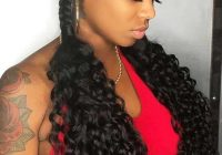Awesome stunning braid hairstyles with weave Braiding Hair Styles Inspirations