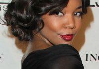Awesome wedding hairstyles for black women black wedding African American Wedding Hairstyles For Medium Hair Ideas