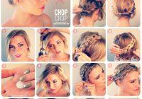 Best 10 fabulous hair tutorials for short hair Short Hair Styling Tutorials Choices
