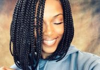 Best 20 trending box braids bob hairstyles for 2020 all things hair Hair Styles Braiding Ideas