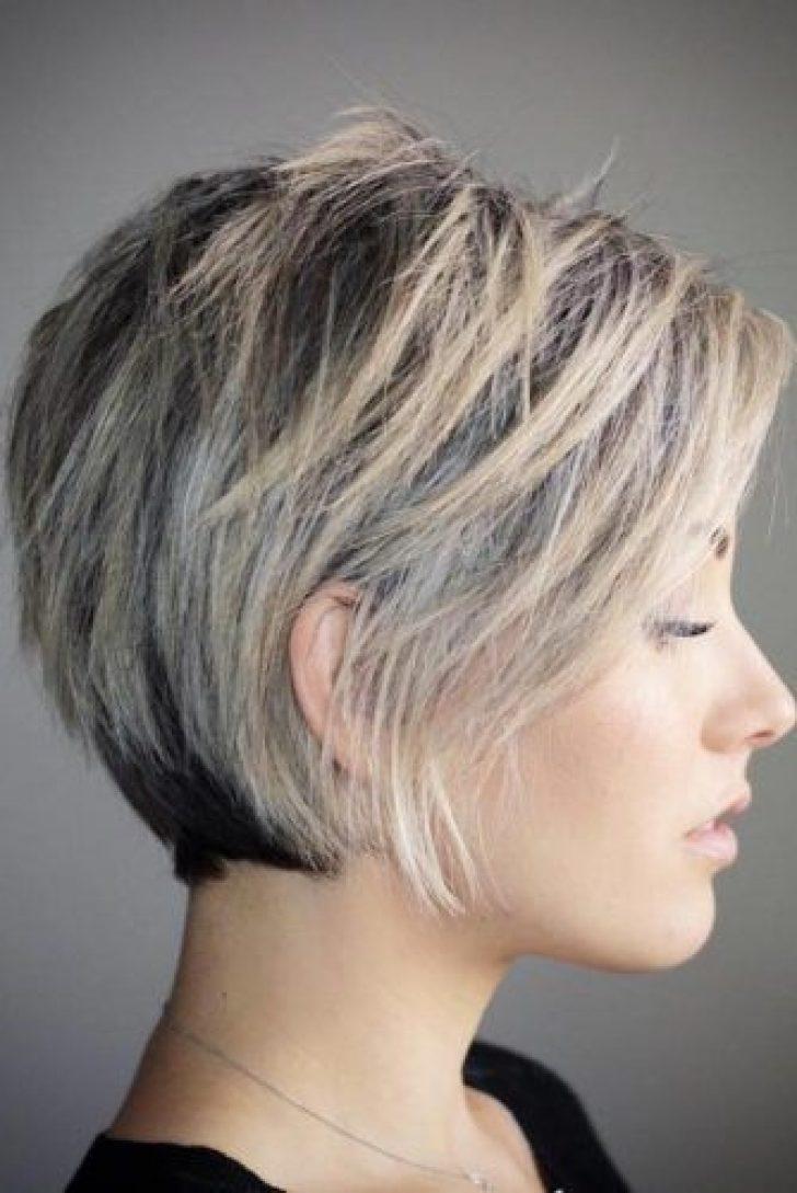Permalink to Elegant Short Haircut Trends