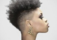 Best 36 mohawk hairstyles for black women trending in december 2020 Short Hair Mohawk Styles For Black Women Inspirations