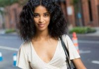 Best 56 best natural hairstyles and haircuts for black women in 2020 Styling African American Hair