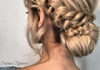 Best 57 amazing braided hairstyles for long hair for every Braided Updo Hairstyle For Long Hair Ideas