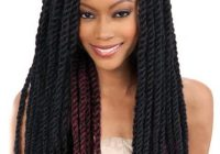 Best 66 of the best looking black braided hairstyles for 2020 Black Braids Hair Styles Inspirations