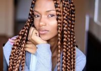 Best 79 sophisticated box braid hairstyles with tutorial Box Braids Hairstyles Ideas