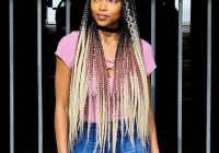 Best box braid hairstyles popsugar beauty Box Braids Hairstyles Choices