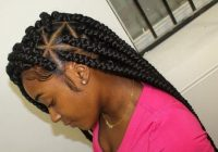 Best braid styles for natural hair growth on all hair types for Quick Braid Hairstyles Inspirations