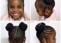 Best cute kid protective styles black kids hairstyles natural Natural Hair Braid Styles Kids Ideas