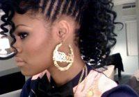 Best mohawk hairstyles for black women hair styles braided African American Mohawk Braided Hairstyles Designs