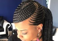 Best pictures of long hairstyles different hair updos diy Hairstyles Female African Braids Choices