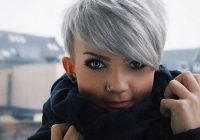 Best pin on hair Short Haircuts For Silver Hair Inspirations