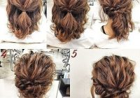 Best pin on healthbeauty Short Hair Style For Prom Inspirations