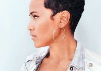 Best pin on nails Short Pixie Haircuts For African American Hair Ideas