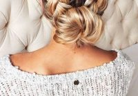 Best see our ideas of braid hairstyles for christmas parties Braided Updo Hairstyle For Long Hair Ideas
