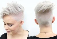 Best short hairstyles white hair fashion and women Short White Hair Styles Inspirations