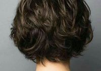 Best short layered back of hair thick hair styles hair styles Short Layered Haircuts From The Back Ideas