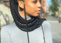 cool jazzy braided hairstyles for black women braided Hairstyles Female African Braids Ideas