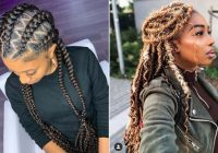 Cozy 23 popular hairstyles for black women to try in 2020 stayglam Summer Hairstyles For African American Women Designs