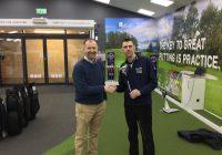 Cozy american golf raises over 11500 for on course foundation American Golf Edinburgh Braid Hills Ideas