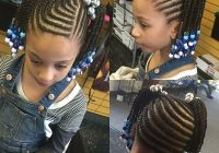 Cozy braids for kids black girls braided hairstyle ideas in 3 Year Old African American Hairstyles