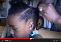 Cozy how to french braid african american hair easily French Braids African American Hair Designs