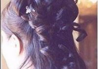 Cozy pin excursionist on wedding wear hair african wedding African American Wedding Hairstyles Half Up And Half Down Designs