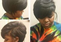 Cozy pin on hair African American Layered Hairstyles Ideas