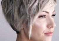 Elegant 10 best short haircuts for thick hair women in 2018 best Best Short Hairstyles For Thick Hair Inspirations