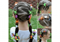 Elegant 12 halloween hairstyles for kids to spook scare and delight Cute Halloween Hairstyles For Short Hair Choices
